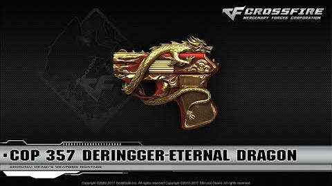CrossFire China Cop 357 Deringger-Eternal Dragon