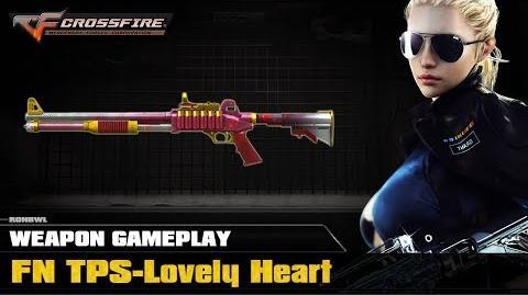 CrossFire VN - FN TPS-Lovely Heart