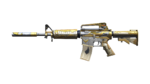 M4A1-S Royal Guard 3rd (1)