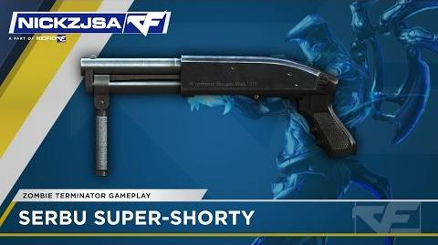Serbu Super-Shorty - ZTM HMX CROSSFIRE Indonesia