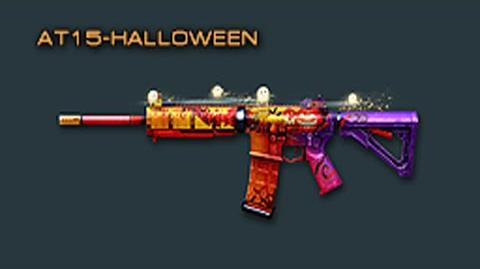 CrossFire China - AT15-Halloween 2014 -Review- !
