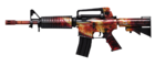 M4A1 Phoenix render