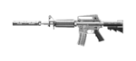 M4A1-S ULTIMATE SILVER
