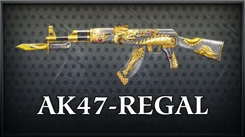 AK47-Regal (Short Montage) CF Legends SEA