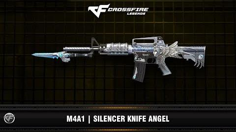 CFM M4A1 Silencer Knife Angel (VIP)
