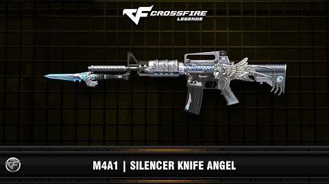 CFM M4A1 Silencer Knife Angel (VIP)