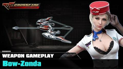 Crossfire Legends - Bow Zonda