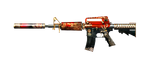 M4A1-S ROYAL DRAGON