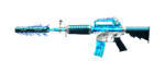 M4A1-S ICE CRYSTAL