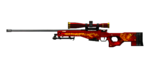 AWM-RED DRAGON