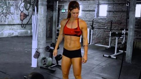 Andrea Ager- CrossFit Tabata-2