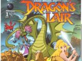 Dragon's Lair Vol 1 1-B