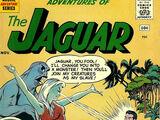 Adventures of the Jaguar Vol 1 3
