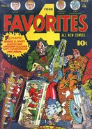 Four Favorites Vol 1 5
