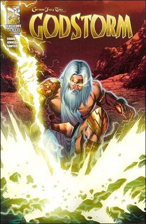 Grimm Fairy Tales Presents Godstorm Vol 1 1
