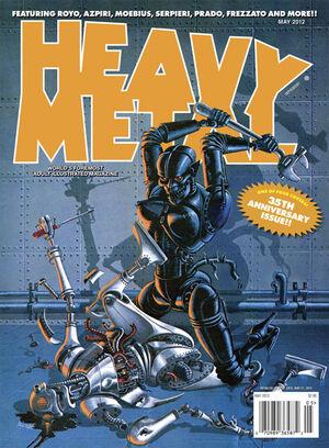 Heavy Metal Vol 36 2 A