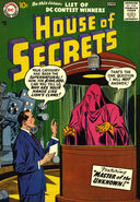 House of Secrets Vol 1 4