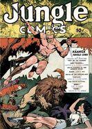 Jungle Comics Vol 1 1