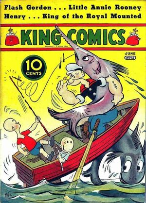 King Comics Vol 1 15