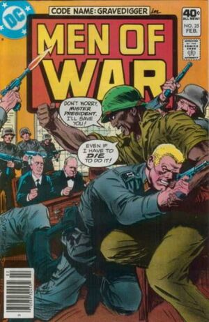 Men of War Vol 1 25