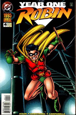 Robin Annual Vol 4 4