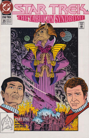 Star Trek (DC) Vol 2 35
