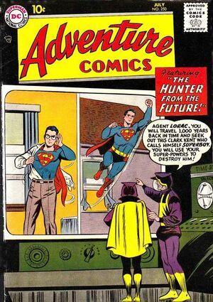 Adventure Comics Vol 1 250