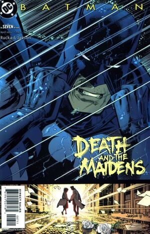 Batman Death and the Maidens Vol 1 7