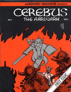 Cerebus the Aardvark Vol 1 1