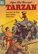 Edgar Rice Burroughs' Tarzan Vol 1 122