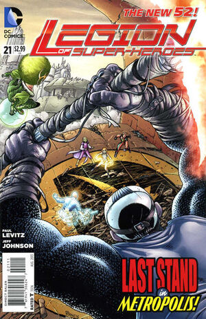Legion of Super-Heroes Vol 7 21
