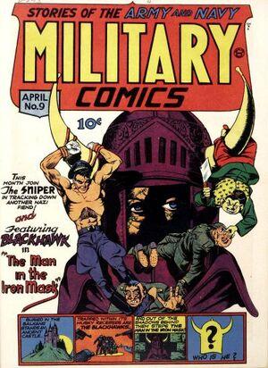 Military Comics Vol 1 9