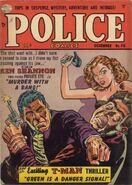 Police Comics Vol 1 110