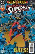 Superman Man of Steel Vol 1 37