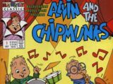 Alvin and the Chipmunks Vol 1 1