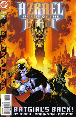 Azrael Agent of the Bat Vol 1 57