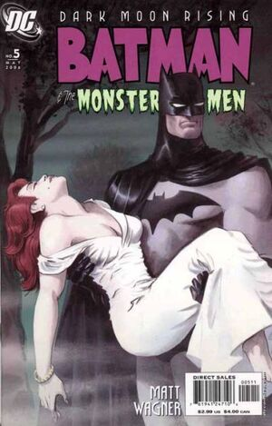 Batman and the Monster Men Vol 1 5
