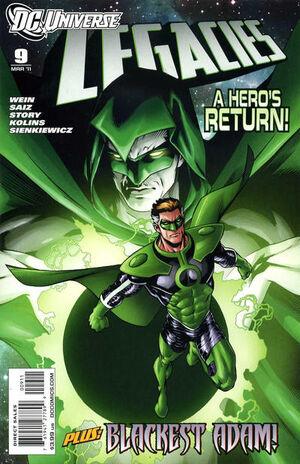 DC Universe Legacies Vol 1 9