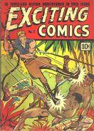Exciting Comics Vol 1 2
