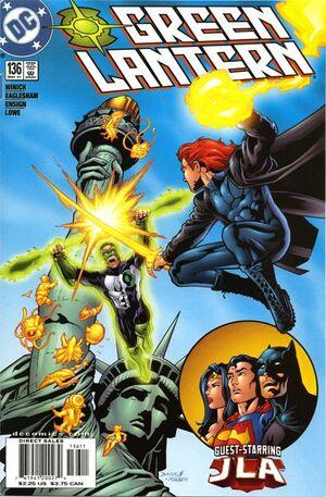 Green Lantern Vol 3 136
