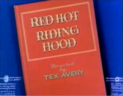 Red Hot Riding Hood Title