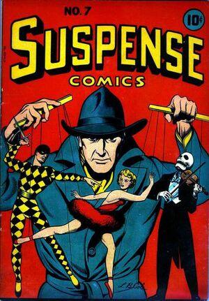 Suspense Comics Vol 1 7