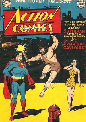 Action Comics Vol 1 129