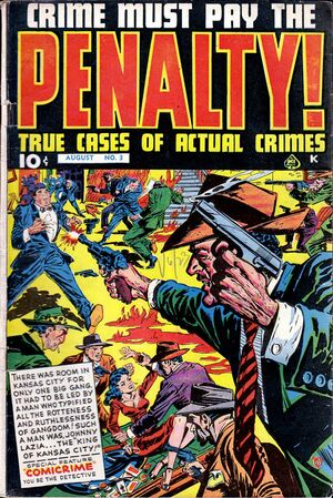 Crime Must Pay the Penalty Vol 2 3