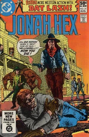 Jonah Hex Vol 1 51