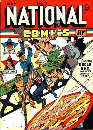 National Comics Vol 1 11
