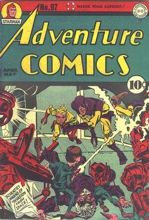 Adventure Comics Vol 1 97