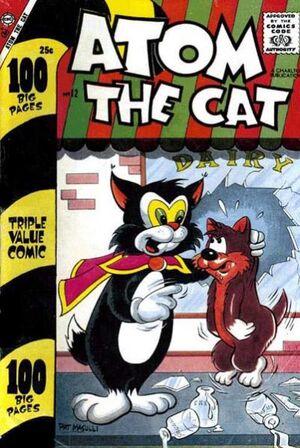 Atom the Cat Vol 1 12