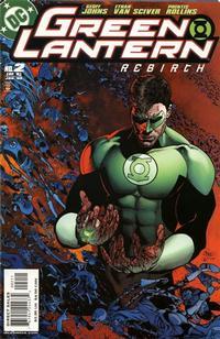Green Lantern Rebirth Vol 1 2