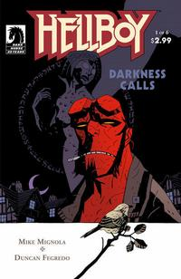 Hellboy Darkness Calls Vol 1 1